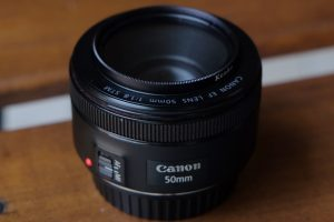 Review Canon EF 50mm f/1. STM